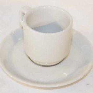 Tasse à café - loca-vaisselle Location de vaisselle - matériel de réception