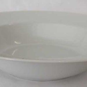 plat-rond-porcelaine - loca-vaisselle Location de vaisselle - matériel de réception